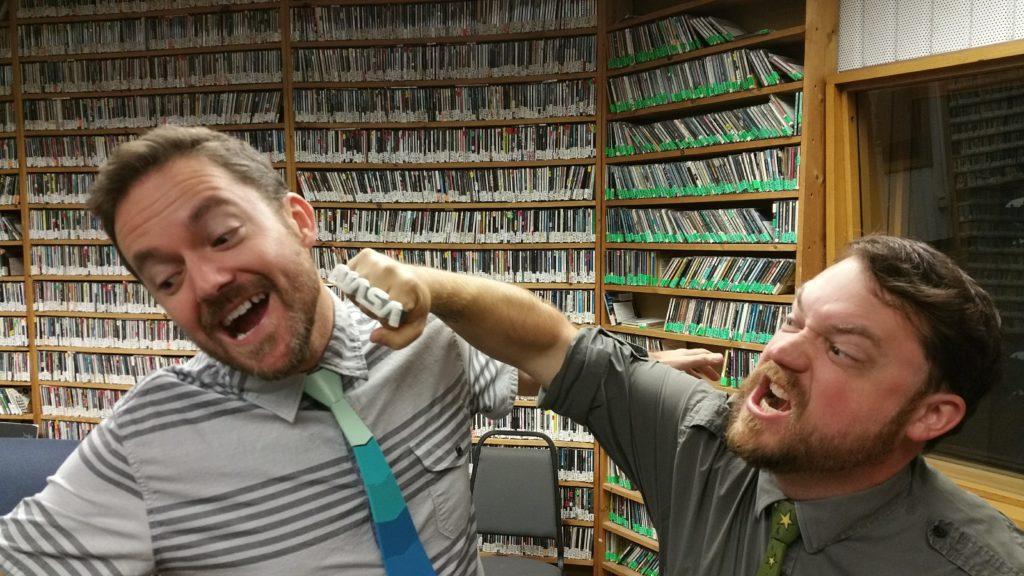 Brian and Derek Demeter